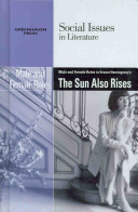 Male and Female Roles in Ernest Hemingway s The Sun Also Rises