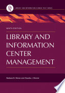 library and information center management 9th edition