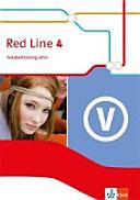 Red Line 4  Vokabeltraining Aktiv 8  Schuljahr  Ausgabe 2014