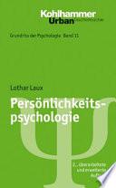 Persönlichkeitspsychologie