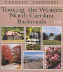 Touring the Western North Carolina Backroads