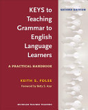 Keys to Teaching Grammar to English Language Learners