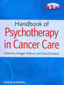 Handbook Of Psychotherapy In Cancer Care book