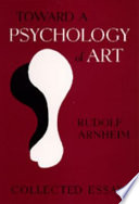 Toward a Psychology of Art