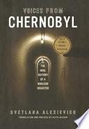 Voices from Chernobyl by Svetlana Aleksievich