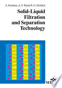 Solid Liquid Filtration and Separation Technology