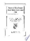 Uniform regulations  United States Marine Corps  1922