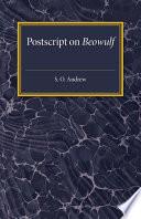 Postscript on Beowulf Book PDF