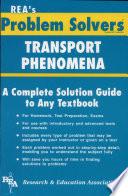 Transport Phenomena Problem Solver