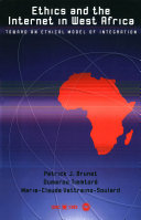 Ethics and the Internet in West Africa