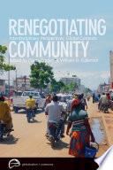 Renegotiating Community