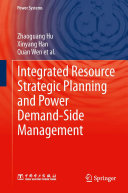 Integrated Resource Strategic Planning and Power Demand-Side Management Book