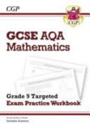 New GCSE Maths AQA Grade 9 Targeted Exam Practice Workbook  Includes Answers