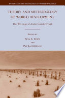 Theory and Methodology of World Development