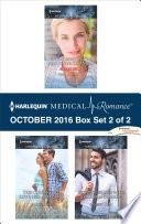 Harlequin Medical Romance October 2016 Box Set 2 Of 2
