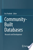Community Built Databases