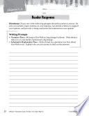 The Boy in the Striped Pajamas Reader Response Writing Prompts