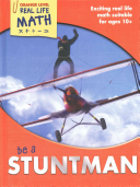 Be a Stuntman Book That Shows You How Math Is Used