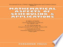Mathematical Aspects Of Scheduling And Applications book