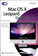 Mac OS X Leopard   Das Buch