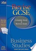 Revise Gcse Business Studies