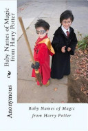 Baby Names of Magic from Harry Potter