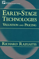 Early Stage Technologies