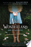 Alice In Wonderland And Philosophy : tim burton's march 2010 remake of alice in...