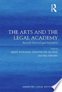 The Arts and the Legal Academy