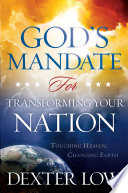 God s Mandate For Transforming Your Nation