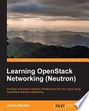 Learning OpenStack Networking  Neutron