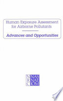 Human Exposure Assessment for Airborne Pollutants