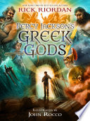 Percy Jackson s Greek Gods Book PDF
