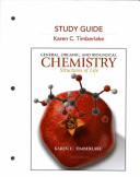 Study Guide for General  Organic and Biological Chemistry