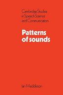 Patterns of Sounds