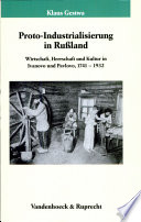 Proto-Industrialisierung in Russland