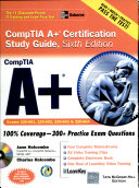 Comptia A Certification Study Guide With Cd