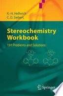 Stereochemistry   Workbook