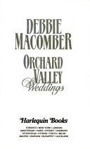 Orchard Valley Weddings