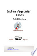 Indian Vegetarian Dishes by DSK Recipes