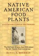 Native American Food Plants