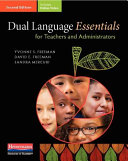 Dual Language Essentials for Teachers and Administrators  Second Edition
