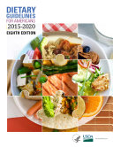 Dietary Guidelines For Americans 2015 2020