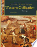 Western Civilization  Alternate Volume  Since 1300