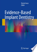 Evidence Based Implant Dentistry