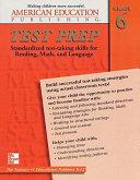 P Test Prep  Grade 6