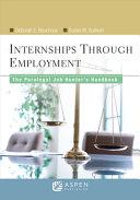 Internships Through Employment