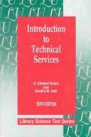 Introduction To Technical Services book