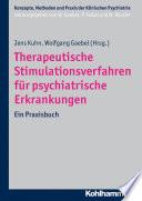Therapeutische Stimulationsverfahren für psychiatrische Erkrankungen