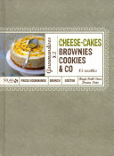 illustration Cheese-Cakes, Brownies, Cookies Co